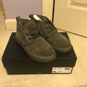 UGG Grey Neumel Boots